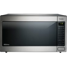 Luxury Full-Size 2.2 Cu. Ft. Genius Countertop/Built-In Microwave Oven with Inverter Technology, Stainless NN-T945SF