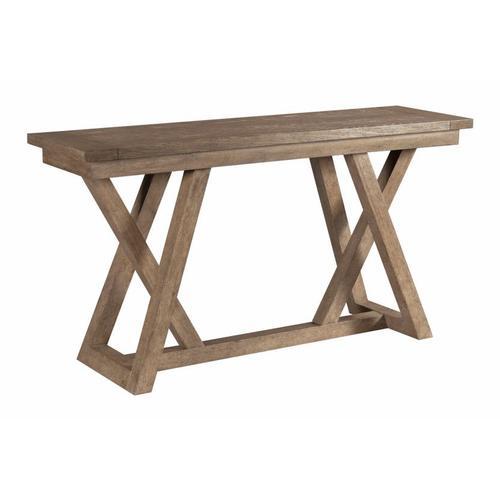 American Drew - Evans Sofa Table