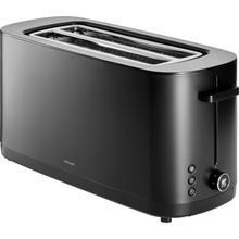 See Details - ZWILLING Enfinigy 2 Long Slot Toaster - Black