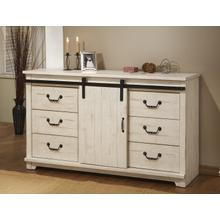 DRESSER - Antique White