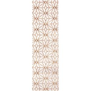 "Artisan Celeste Brushed Gold 9' 6""x12' 11"""