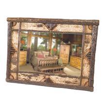 Adirondack Mirror Frame - Custom Size
