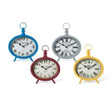 Louise Table Clocks - Ast 4