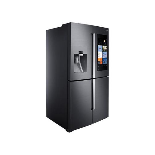 Samsung - 28 cu. ft. 4-Door Flex Refrigerator with Family Hub