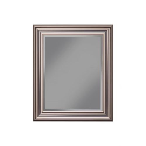 Silver Wall Miror - Silver