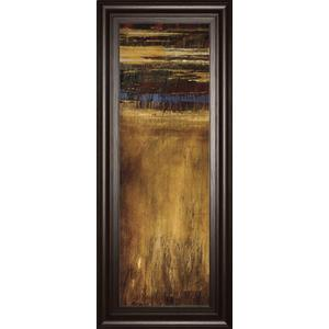 "Classy Art - ""Eruption Pompe I"" By Jardine Framed Print Wall Art"