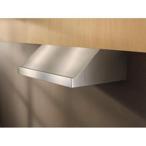 """UP26 - 36"""" Stainless Steel Pro-Style Range Hood with internal/external blower options 300 to 1650 Max CFM"""