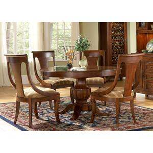 Liberty Furniture Industries - Oval Pedestal Table Top