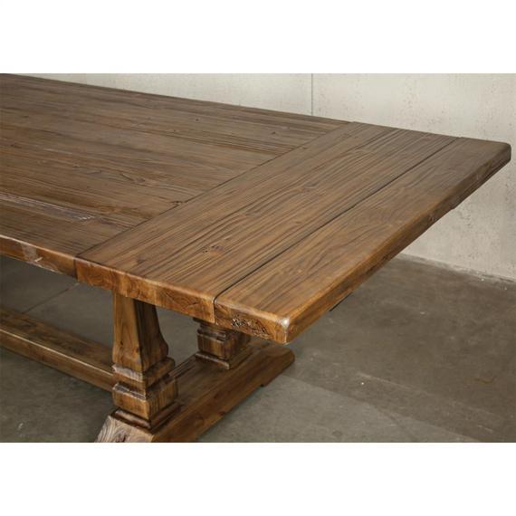 Riverside - Hawthorne - Rectangular Dining Table - Barnwood Finish