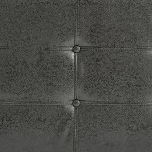 Powder Coated Metal Base Bed Bench
