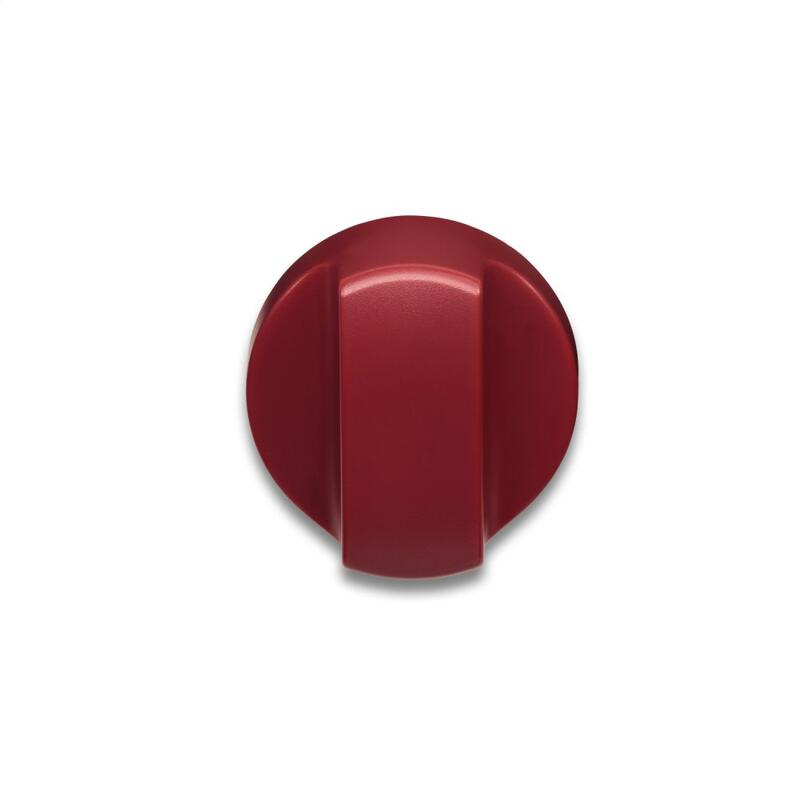Knob, Red