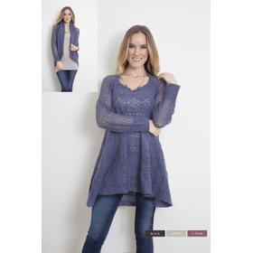WB Convertible Knit Cardi Wrap - XXL (3 pc. ppk.)