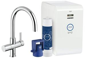 GROHE Blue Professional Kitchen Faucet Starter Kit Product Image