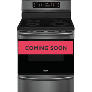 Frigidaire Gallery 30'' Freestanding Induction Range with Air Fry