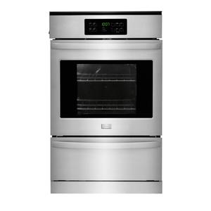 Frigidaire - Frigidaire 24'' Single Gas Wall Oven