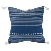 See Details - 20x20 Hand Woven Mickey Pillow