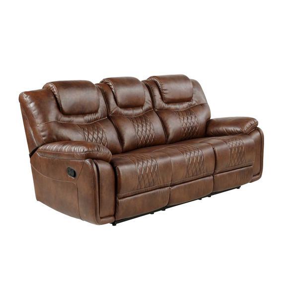 See Details - Boardwalk Manual Reclining Sofa