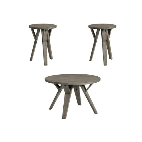 7642 Cocktail and End Table Set