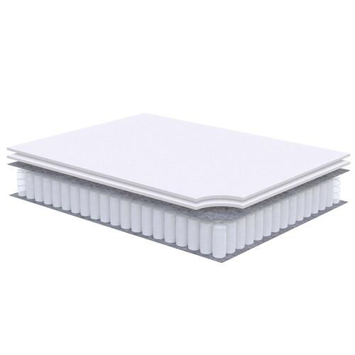 "Jenna 10"" California King Innerspring Mattress"