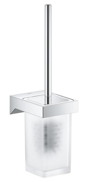 Selection Cube Toilet Brush Set Product Image