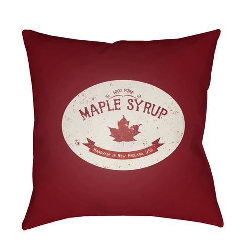 "Maple Syrup SYRP-001 18""H x 18""W"