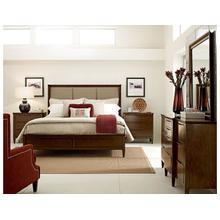 Spectrum King Bed - Complete