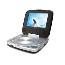 "5.6"" PORTABLE DVD PLAYER WITH SWIVEL SCREEN"