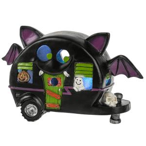 Cat & Bat Light Up Camper Figurines (4 pc. ppk.)