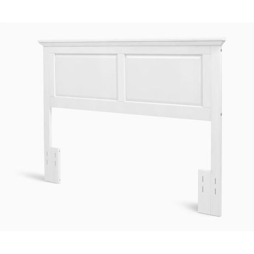 Mantua - Twin Cottage Style Headboard in Gloss White Finish