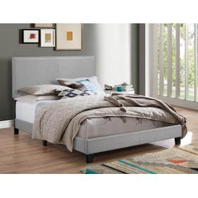 Erin Queen Nailhead Hb fb rail Grey