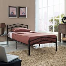 View Product - Townhouse Twin Bed in Black