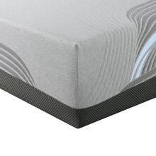 "Emerald Home Mattress Midnight II 14"" Gel-memory Foam Twin 3/3 Es5214tm-01"