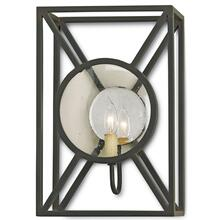 View Product - Beckmore Black Wall Sconce