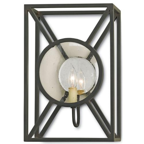 - Beckmore Black Wall Sconce