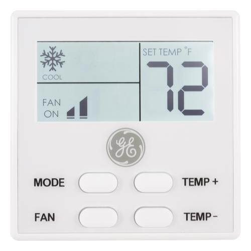 RV Air Conditioner Single Zone Wall Thermostat