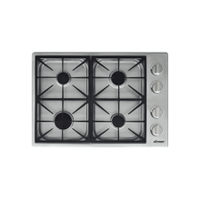 "30"" Dual Gas Cooktop, Natural Gas"