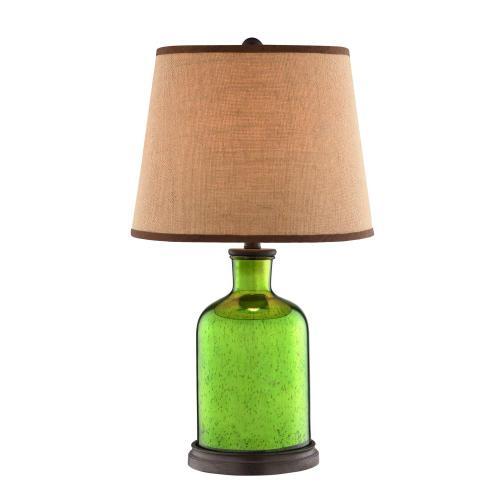 Wilson Glass Table Lamp
