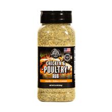 12.5 oz Chicken & Poultry Rub