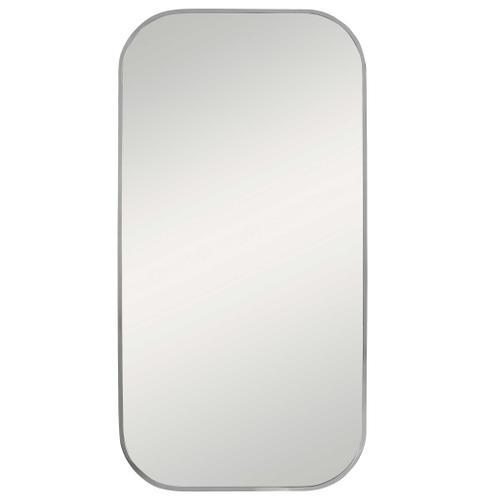 Uttermost - Taft Polished Nickel Mirror