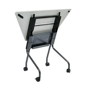 """Office Star - 46.5"""" Wide Trapezoid Table"""