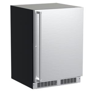 Marvel24-In Professional Built-In Freezer With Reversible Door with Door Style - Stainless Steel