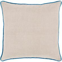 """View Product - Linen Piped LP-005 20""""H x 20""""W"""