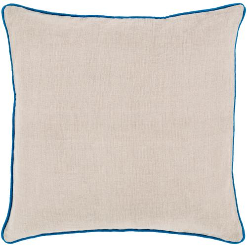 """Surya - Linen Piped LP-005 20""""H x 20""""W"""