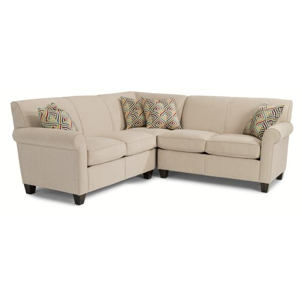 See Details - Dana Sectional