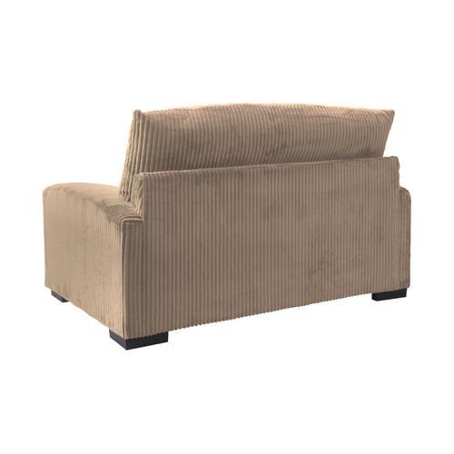 Porter International Designs - Big Chill Tan Sofa, Loveseat, 1.5 Chair & Swivel Chair, U2247