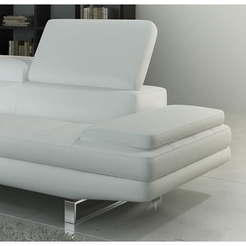 Divani Casa 959 - Modern Italian Leather Sectional Sofa