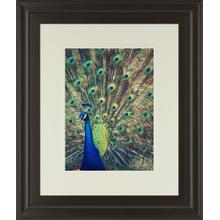 """Royally Blue I"" By Gail Peck Framed Print Wall Art"