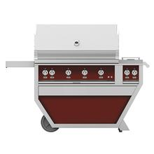 """42"""" Hestan Outdoor Deluxe Grill with Double Side Burner - G_BR__CX_ Series - Tin-roof"""