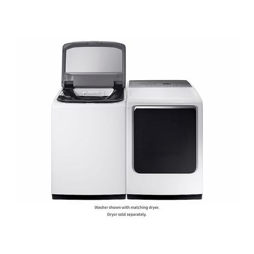 Gallery - 5.2 cu. ft. activewash™ Top Load Washer with Integrated Touch Controls in White