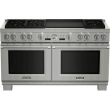 Product Image - 60-Inch Pro Grand® Commercial Depth Dual Fuel Range